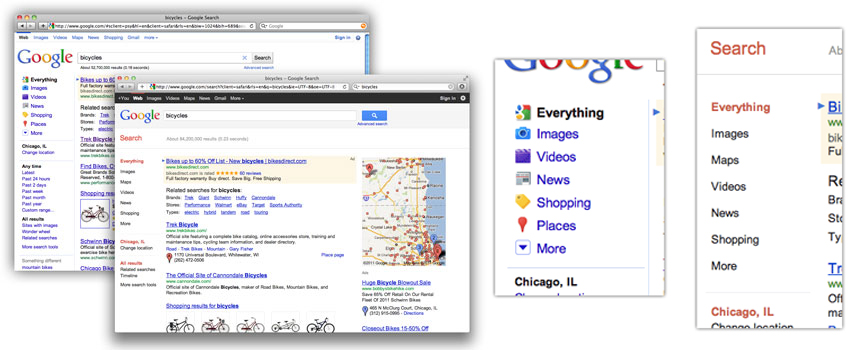 White space Google page update Moldavedesigns